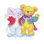 Mozart Mouse & Beethoven Bear