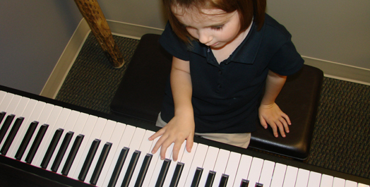 Study Finds Link Between Music and Preschoolers Reading Readiness
