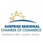Member of the Surprise Regional Chamber of Commerce