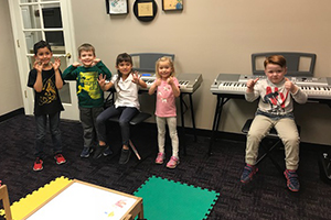 Mini Mozarts - Group Class