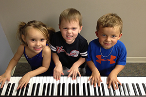Piano - Group Class at Musical Surprise